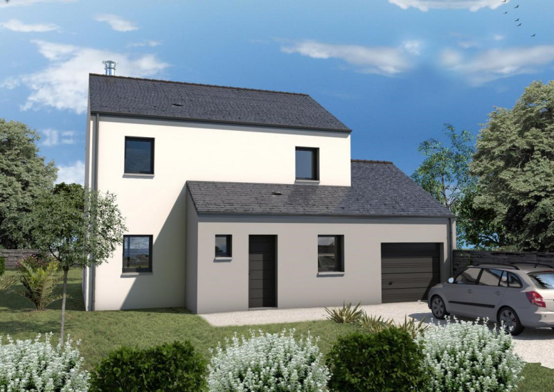 Maison  5 pièces + Terrain 500 m² Nort-sur-Erdre par ALLIANCE CONSTRUCTION ANCENIS