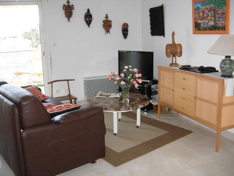Location vacances Pornichet -  Appartement - 4 personnes - Salon de jardin - Photo N° 1
