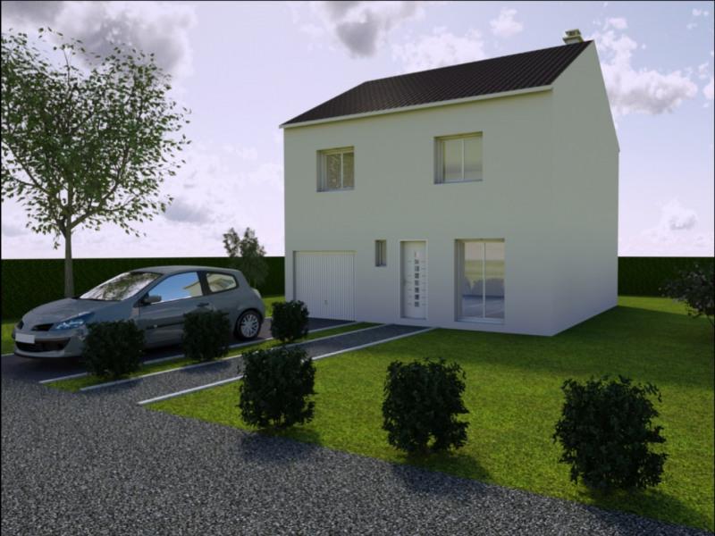 """Modèle de maison  """"Modèle de maison 4 pièces"""" à partir de 4 pièces Ardennes par PLURIAL HOME EXPERT"""
