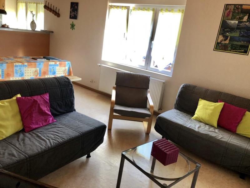 Location vacances Soultzeren -  Appartement - 4 personnes - Jeux de société - Photo N° 1