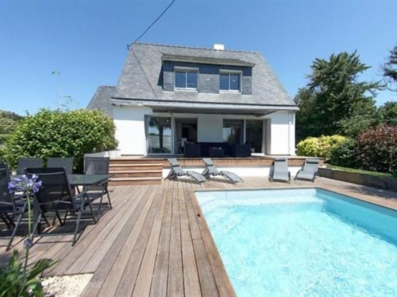 Location vacances Guidel -  Maison - 8 personnes - Barbecue - Photo N° 1