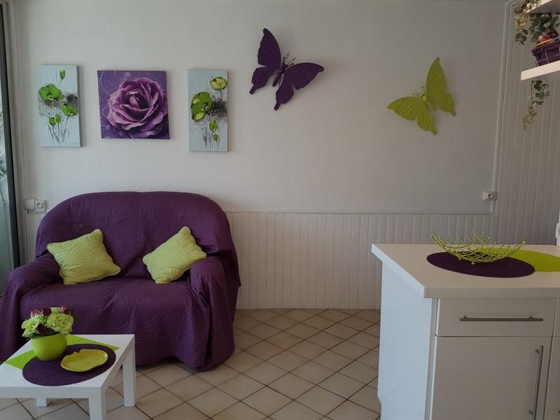 Location vacances Narbonne -  Appartement - 4 personnes - Lave-linge - Photo N° 1