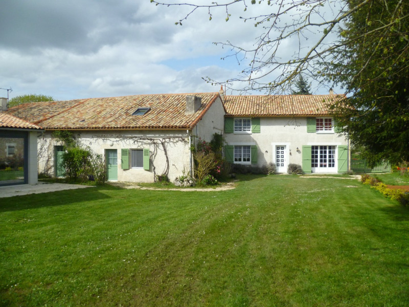 Holiday rentals Blanzay - Cottage - 14 persons - BBQ - Photo N° 1