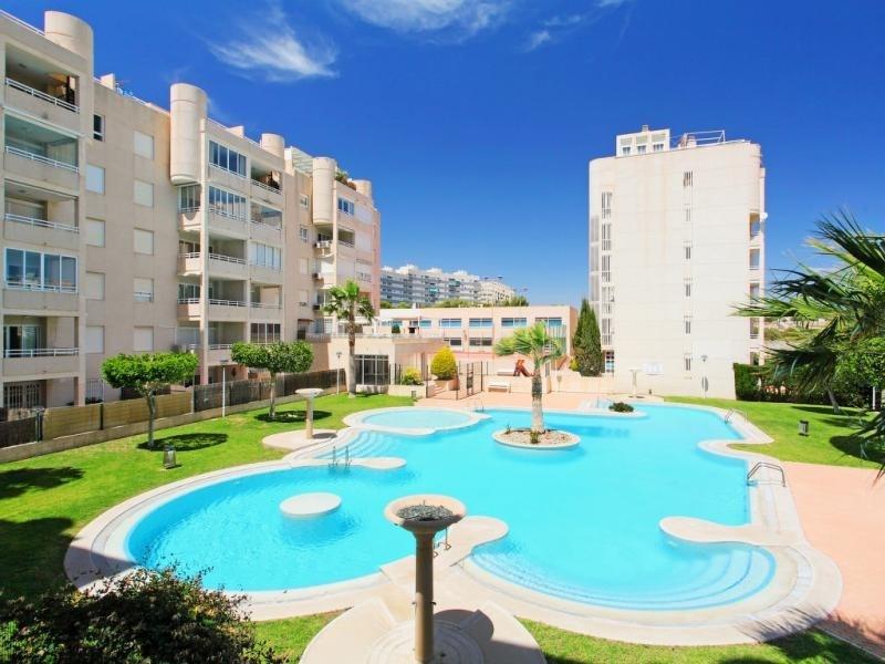 Location vacances el Campello -  Appartement - 4 personnes - Jardin - Photo N° 1