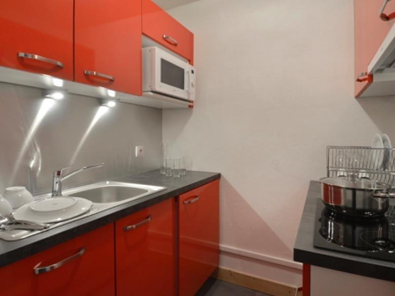 Appartement rénové de 2 pièces pour 5 personnes de 35 m²