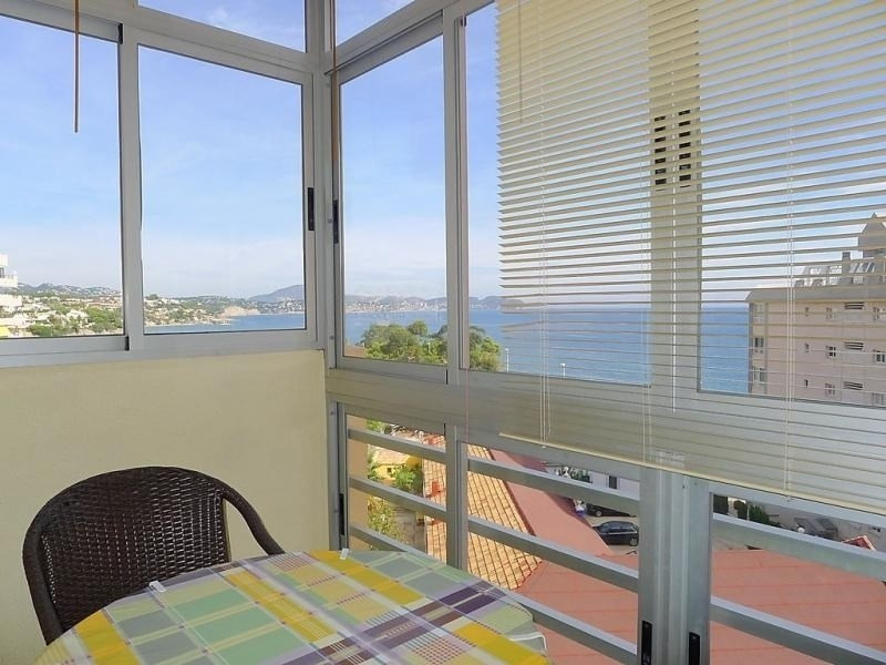 Location vacances Calp -  Appartement - 2 personnes - Ascenseur - Photo N° 1