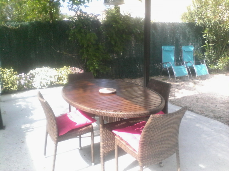 Location vacances Calvi -  Appartement - 4 personnes - Barbecue - Photo N° 1
