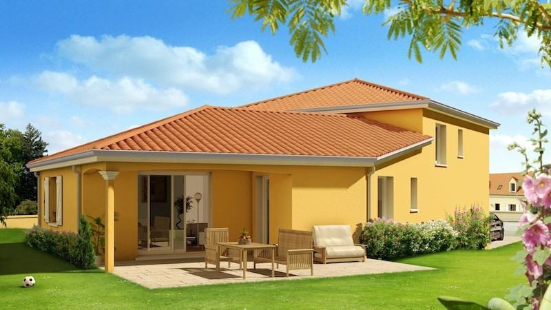 Maison  6 pièces + Terrain 605 m² Lachassagne par DEMEURES CALADOISES / SOCIETE SICOVAR