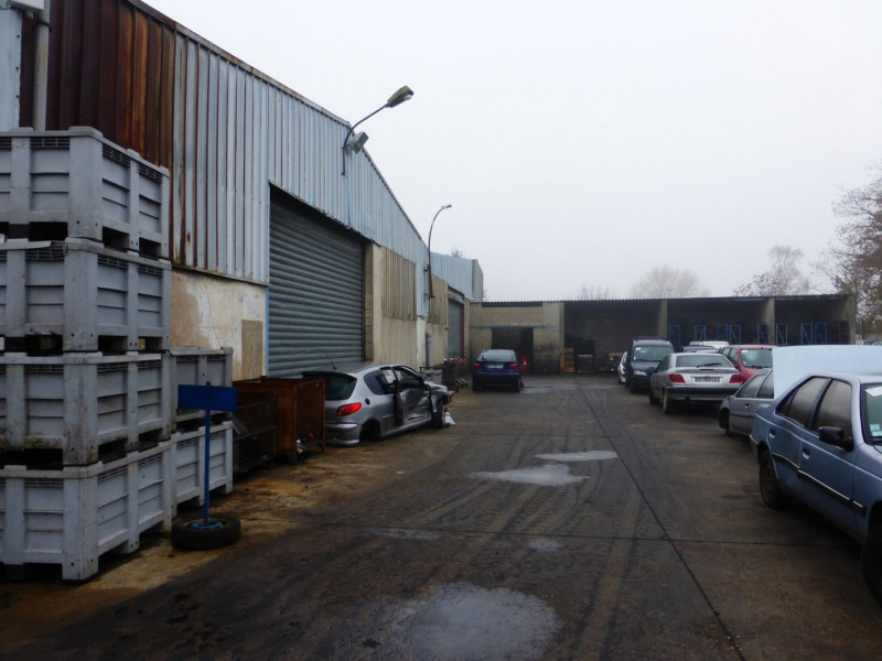 Vente Local commercial Creil