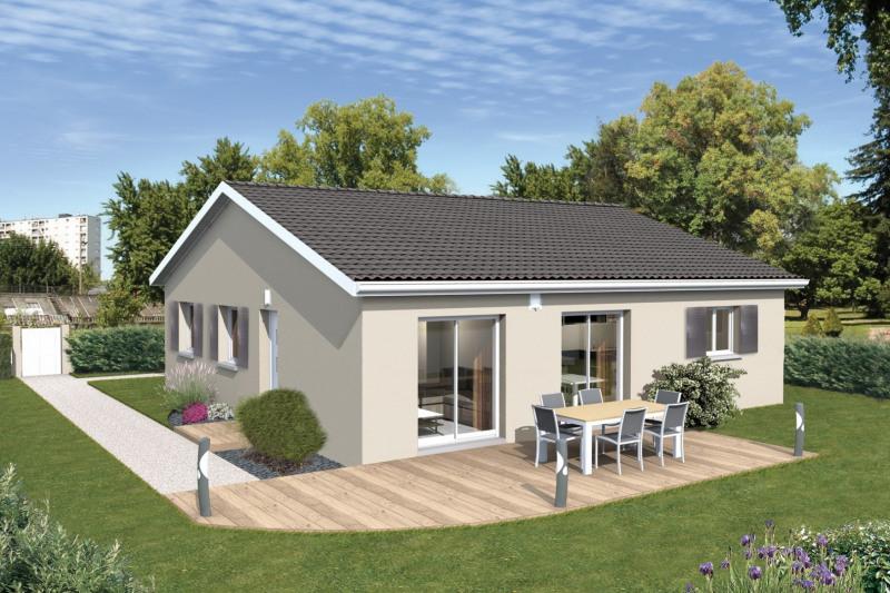 Maison  4 pièces + Terrain 450 m² Bouvesse-Quirieu par MAISONS PUNCH LA TOUR DU PIN