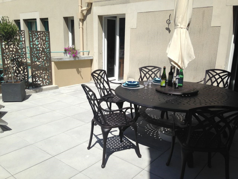 Appartement T3  à Saint Malo avec terrasse et parking privé