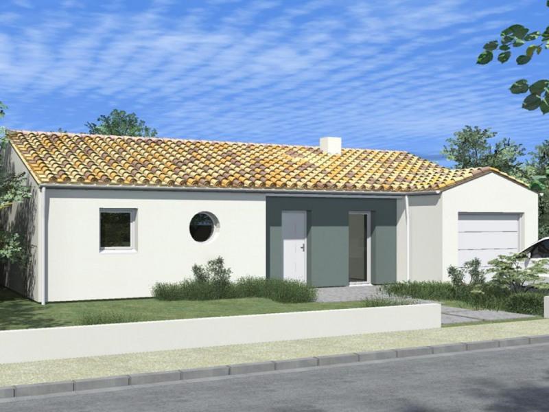 Maison  5 pièces + Terrain 485 m² Angles par ALLIANCE CONSTRUCTION LA ROCHE SUR YON