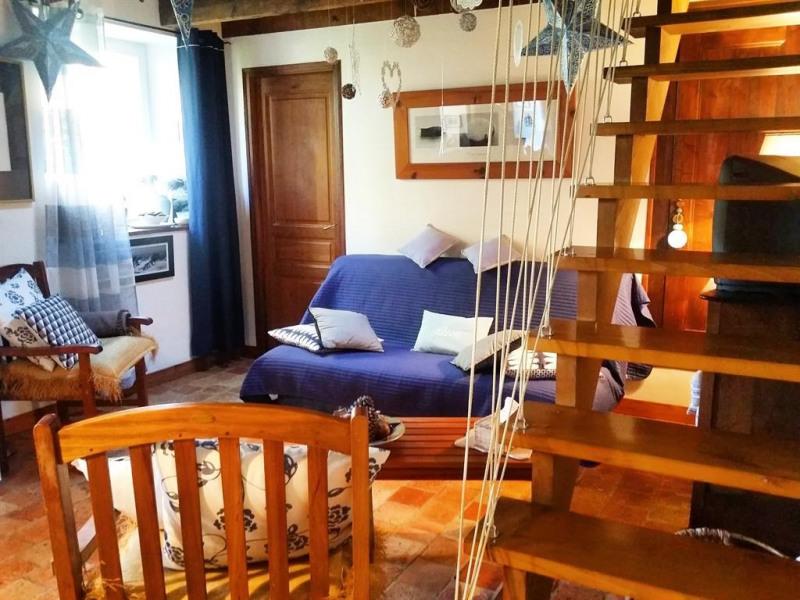 Le Blue Cottage, le salon