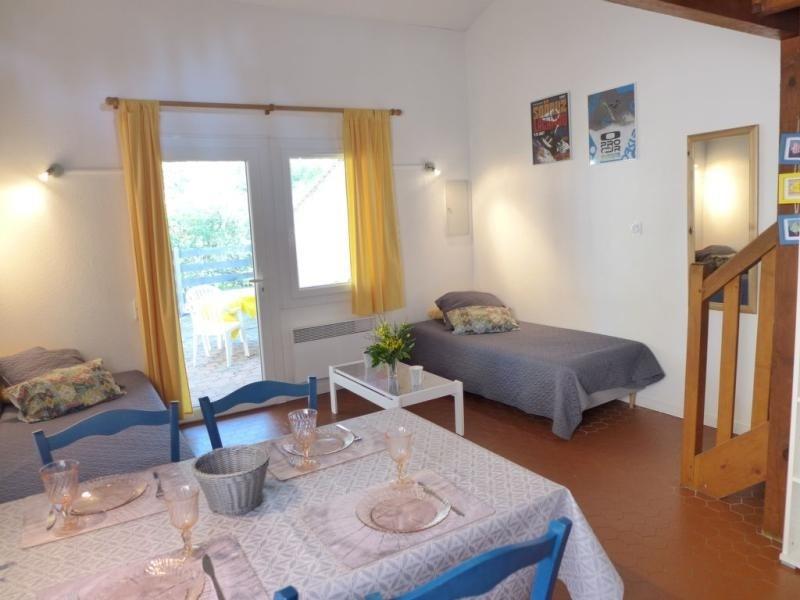 Location vacances Lacanau -  Maison - 4 personnes - Télévision - Photo N° 1