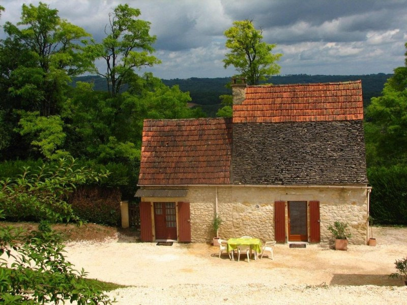 Location vacances Sarlat-la-Canéda -  Gite - 6 personnes - Barbecue - Photo N° 1