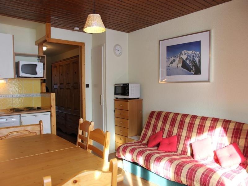 Appartement avec chambre et cabine