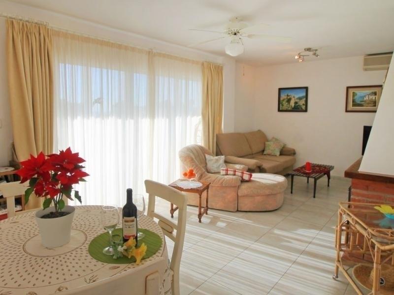 Location vacances la Nucia -  Appartement - 4 personnes - Barbecue - Photo N° 1