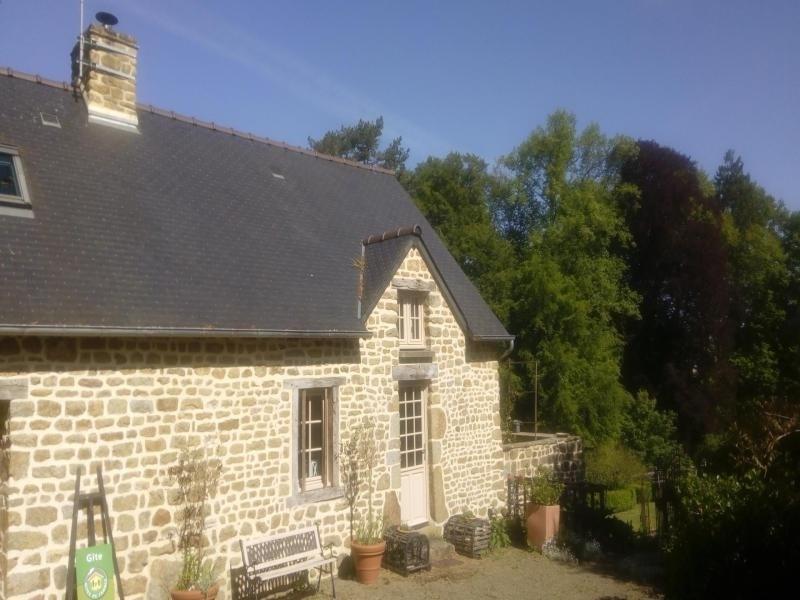 Location vacances Saint-Martin-des-Champs -  Maison - 3 personnes - Jardin - Photo N° 1