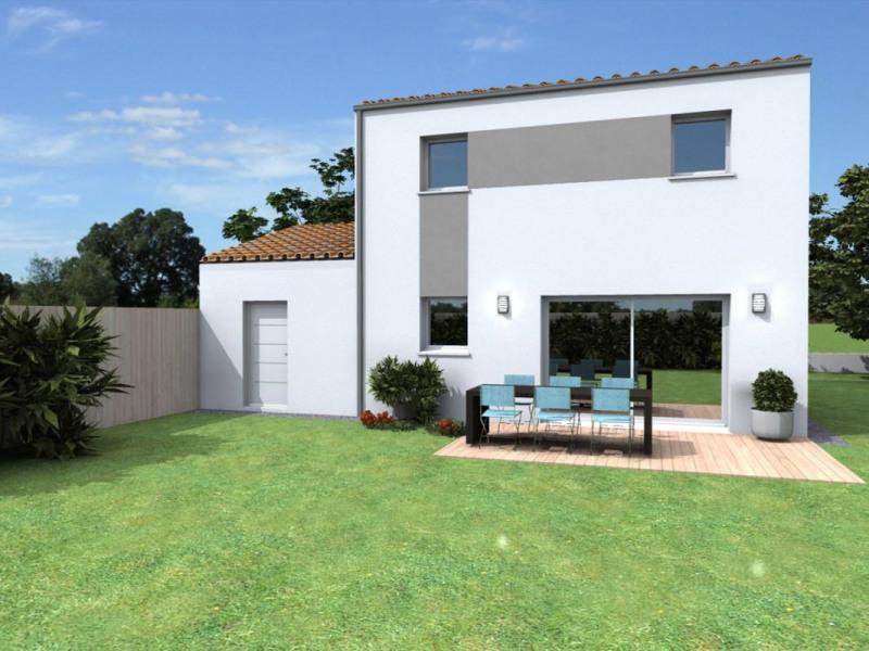Maison  5 pièces + Terrain 599 m² Villedieu-la-Blouère par Alliance Construction Cholet