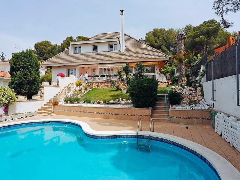 Location vacances Torredembarra -  Maison - 12 personnes - Barbecue - Photo N° 1