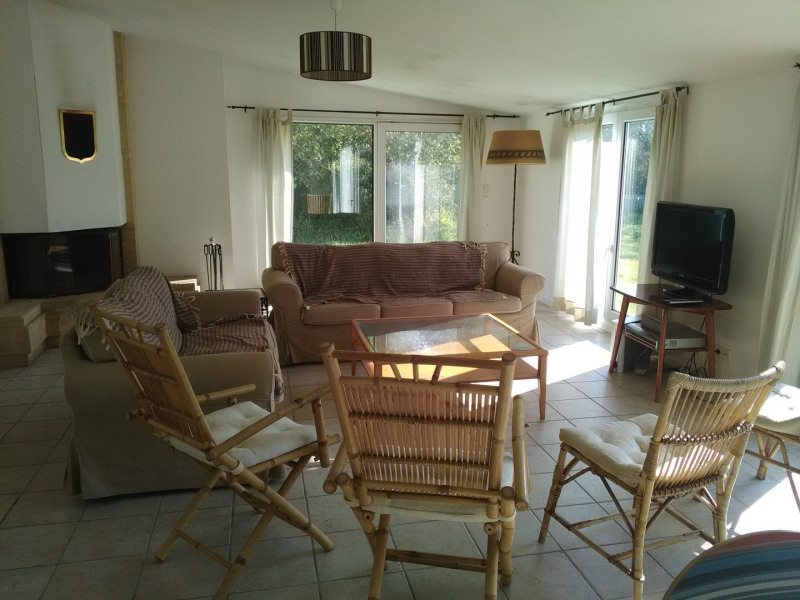Location vacances La Garnache -  Gite - 9 personnes - Barbecue - Photo N° 1