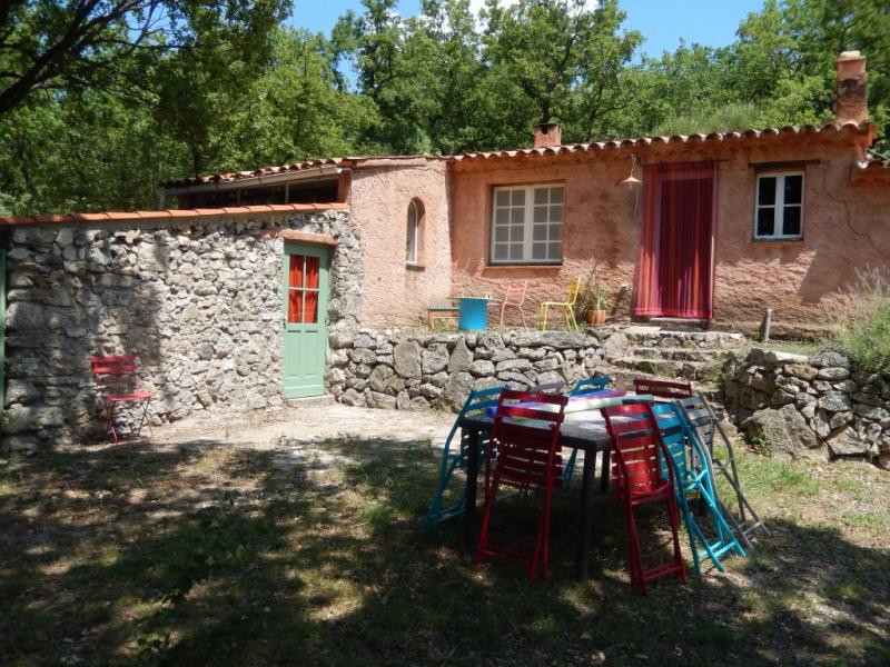Location vacances Montferrat -  Maison - 8 personnes - Barbecue - Photo N° 1