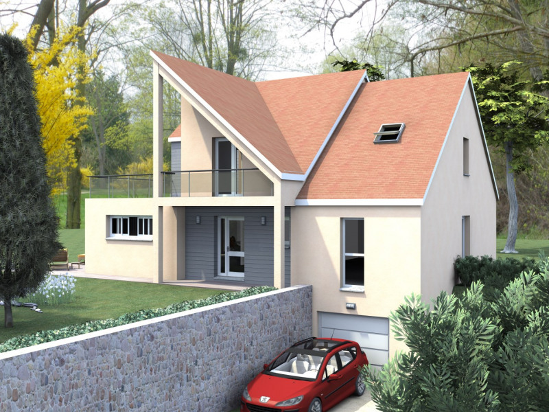 Terrain  de 560 m² Samoreau par VALENTE CONSTRUCTION