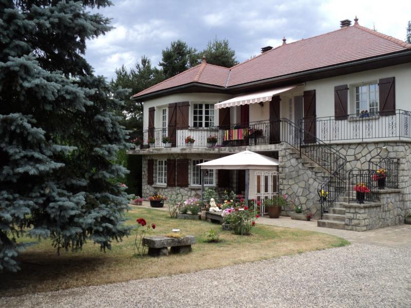 Location vacances Andelat -  Gite - 2 personnes - Salon de jardin - Photo N° 1