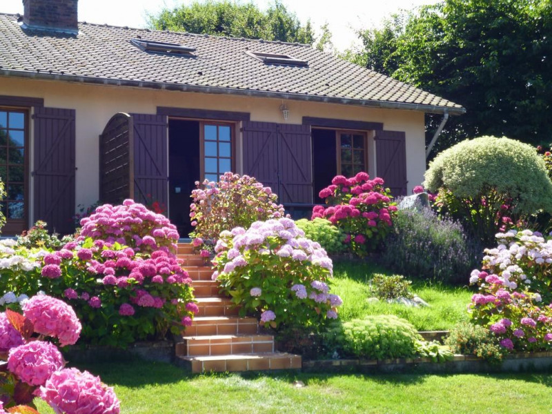 Holiday rentals Veules-les-Roses - House - 5 persons - BBQ - Photo N° 1