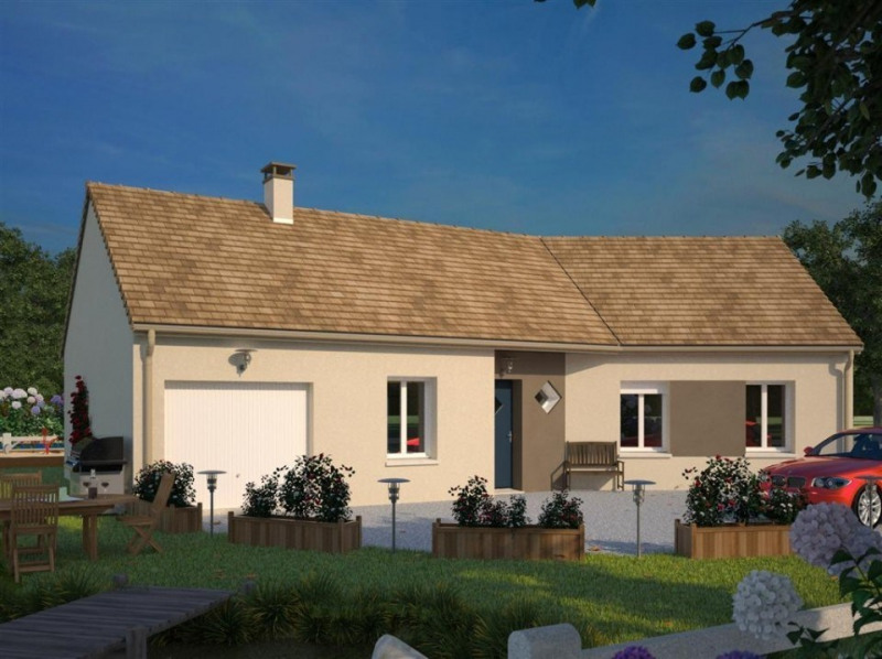 Maison  6 pièces + Terrain 585 m² Thorée-les-Pins par MAISONS FRANCE CONFORT