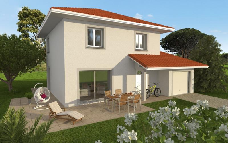 Maison  5 pièces + Terrain 786 m² Goncelin par DEMEURES DES ALPES