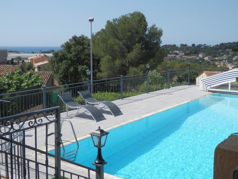 Appartement pour 2 pers. avec piscine, Saint-Raphaël