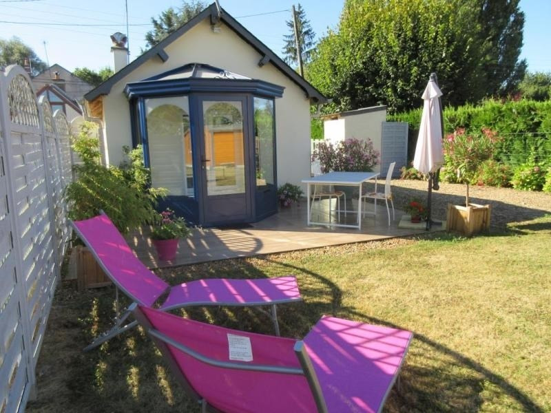 Location vacances Limeray -  Maison - 2 personnes - Barbecue - Photo N° 1