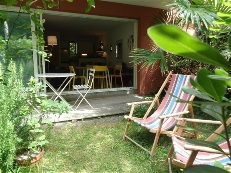 Appartement T2 avec jardinet proche plage