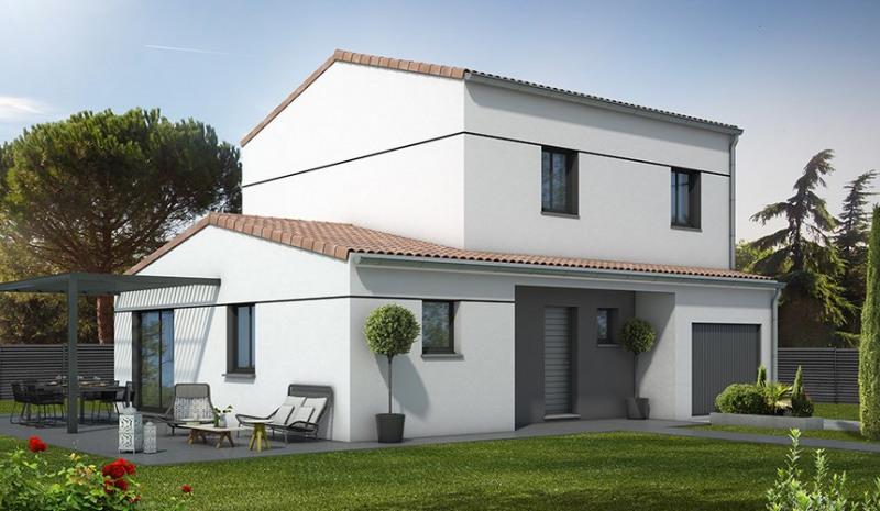 Maison  5 pièces + Terrain 1200 m² Roquesérière par MAISONS LOGECO