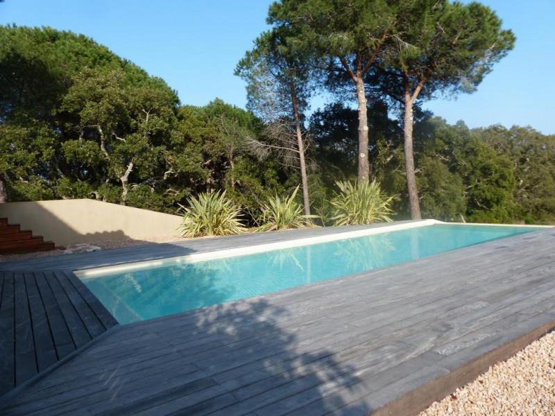 Location vacances Porto-Vecchio -  Appartement - 5 personnes - Barbecue - Photo N° 1