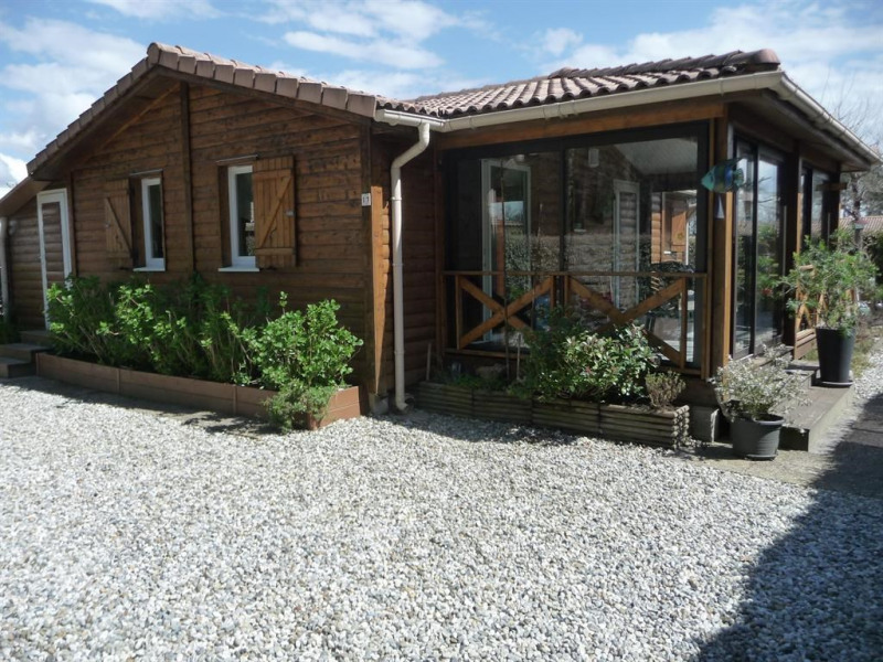Holiday rentals Saubion - House - 6 persons - BBQ - Photo N° 1