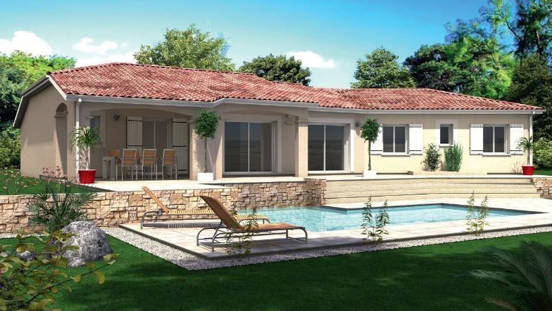 Maison  5 pièces + Terrain 1635 m² Launac par SIC HABITAT