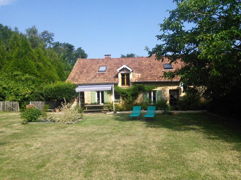 Location vacances Corgnac-sur-l'Isle -  Maison - 4 personnes - Barbecue - Photo N° 1