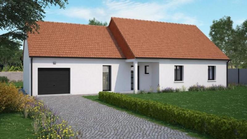 Maison  5 pièces + Terrain 861 m² Saint-Martin-sur-Ocre par maisons ericlor