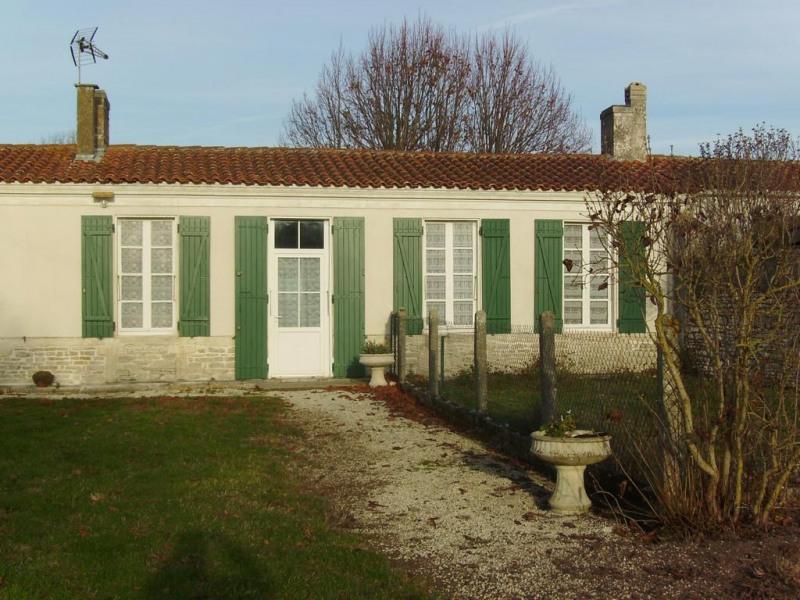 Ferienwohnungen Saint-Pierre-d'Oléron - Haus - 5 Personen - Grill - Foto Nr. 1
