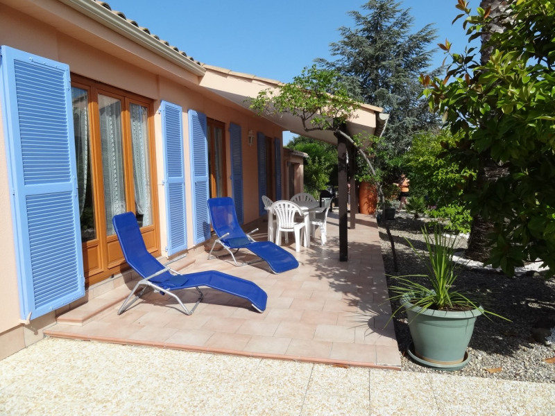 Location vacances Montblanc -  Maison - 6 personnes - Barbecue - Photo N° 1