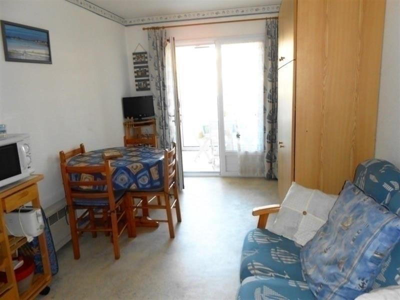 Location vacances Saint-Hilaire-de-Riez -  Appartement - 2 personnes - Télévision - Photo N° 1