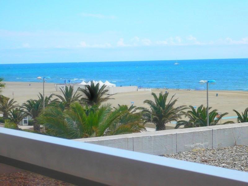 Location vacances Canet-en-Roussillon -  Appartement - 3 personnes - Balcon - Photo N° 1