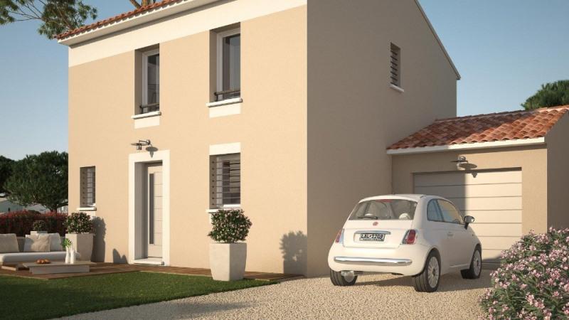 Maison  6 pièces + Terrain 1522 m² Cornillon-Confoux par MAISONS FRANCE CONFORT