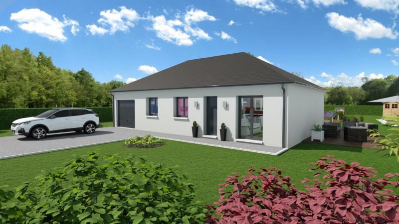 Maison  4 pièces + Terrain Abbeville par Maisons Arlogis Normandie