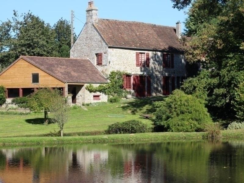 Location vacances Lalacelle -  Maison - 6 personnes - Barbecue - Photo N° 1