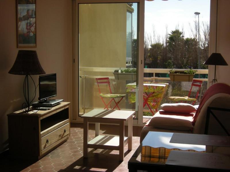 Studio pour 2 pers. avec parking privé, Valras-Plage
