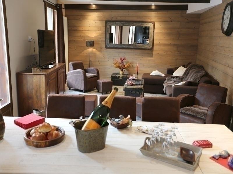 Location vacances Valloire -  Appartement - 9 personnes - Télévision - Photo N° 1