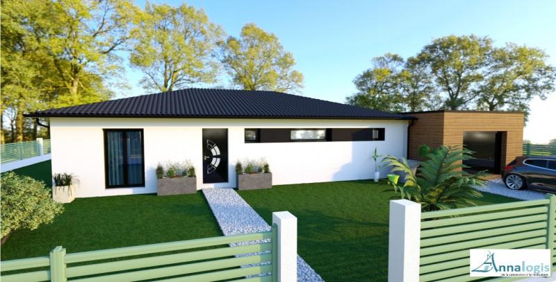 Maison  4 pièces + Terrain 2000 m² Buzet-sur-Tarn par ANNALOGIS